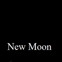 day 30 of Moon